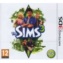 The Sims 3 Nintendo 3DS, Game cartridge