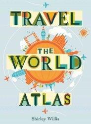 Travel The World Atlas Paperback