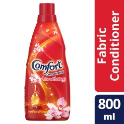 Comfort Refreshing Concentrated Fabric Conditioner 800ML Pack Of 12