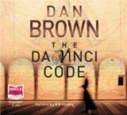 Da Vinci Code Unabridged Audio Book
