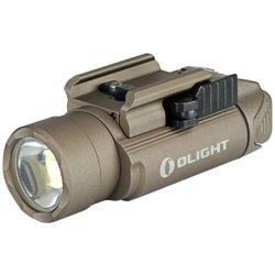Olight Flashlights Olight Desert Tan PL.2 Valkyrie 1200 Lumen Pistol Weapon Light