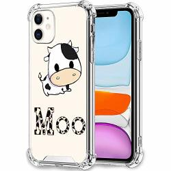 Fit For Iphone 11 6.1 Version Moo Cow