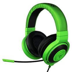 Kraken Razer 2014 Pro Over Ear Pc And Music Headset - Green