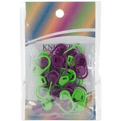 Knitter's Pride Locking Stitch Mio Stitch Markers 800173