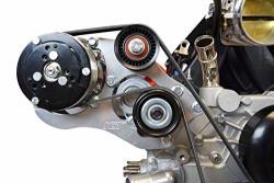 ICT Billet Ls Truck Suv A c Air Conditioner Compressor Bracket Kit For Sanden 508 Lsx Ac LS1 LM7 LR4 LQ4 L59 LQ9 LM4 L33