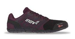 INOV8 Women's Bare-xf 210 V2 Cross-trainer Shoes Black purple W8 & Headband
