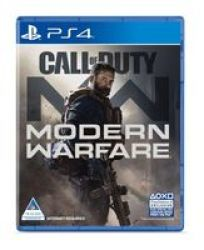 Activision Call Of Duty: Modern Warfare - And Get A Collectible Captain Price 3 Figurine And 2XP While Stocks Last Playstation 4