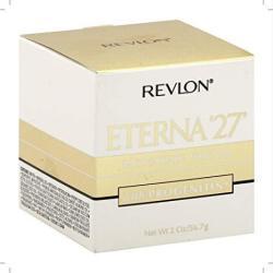 Revlon Eterna '27' Moisture Cream With Progenitin 2 Oz Pack Of 6