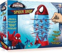 Genuine Spiderman Marvel Spiderman Spider-drop Game Kerplunk Super Heroes