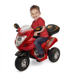 Jeronimo Super Bike - Red