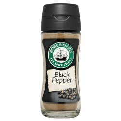 Robertsons - Black Pepper Shake Bottle 100ML