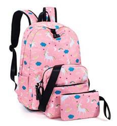 1d80978031bd Leaper Unicorn Backpack For Girl School Bag Travel Shoulder Bag Purse Light  Red | R3465.00 | Fancy Dress & Costumes | PriceCheck SA