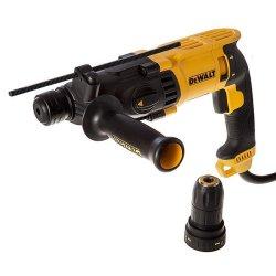 DEWALT D25134K-ZA 26MM 3 Mode Hammer Drill With Qcc