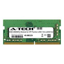 A Tech 8gb Module For Hp Pavilion X360 14m Cd0001dx Laptop Notebook Compatible Ddr4 2666mhz Memory Ram Atms313496a25978x1