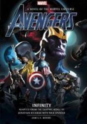 Marvel The Avengers: Infinity - A Novel Of The Marvel Universe Hardcover
