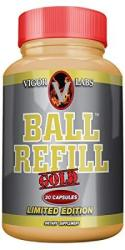 Ball Refill Gold Limited Edition By Vigor Labs - 30 Capsules