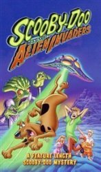 Scooby-doo: Scooby-doo And The Alien Invaders DVD