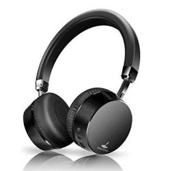 Active Noise Cancelling Headphones Meidong E6 Metal Bluetooth Headphonones With Microphone Wireless Stereo Headphones On-ear Erg