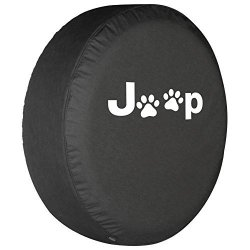 Boomerang - 29 30 Soft Tire Cover - Paw Prints