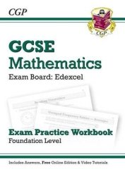 Gcse Maths Edexcel Exam Practice Workbook With Answers & Online Edn