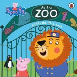 Peppa Pig: At The Zoo Board Book