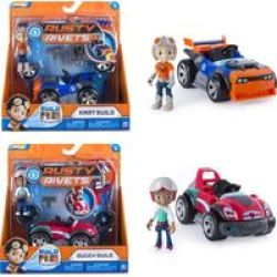 Rusty Rivets Vehicle Build Pack Supplied May Vary