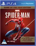 Marvel's Spider-man Goty PS4