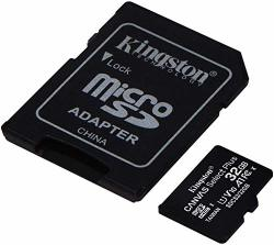 Kingston 32GB Huawei Y3 II Microsdhc Canvas Select Plus Card Verified By Sanflash. 100MBS Works With Kingston