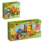 Lego Duplo Construction Bundle 10813 & 10812
