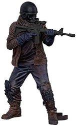 McFarlane Toys Walking Dead The Building Sets Series 3 Morgan 2-INCH MINI Figure Loose