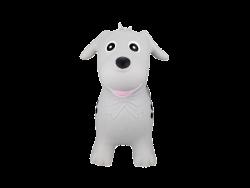 INFLATABLE Grey Dog Hopper