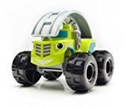 Mega Bloks Blaze & The Monster Machines Monster Truck Smash Stunt Zeg Building Set
