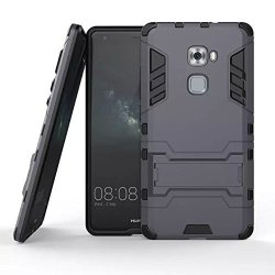 Bangds Cover For Huawei Mate S Case Shell Luxury Hybrid Iron Man Hard Armor Defender Silicone Case For Huawei Mate S Case Cover