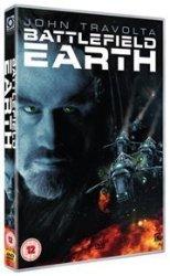 Battlefield Earth DVD
