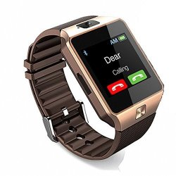SMART WATCH Culturesin Touch Screen Bluetooth Wristwatch With Camera sleep Monitoring pedometer An