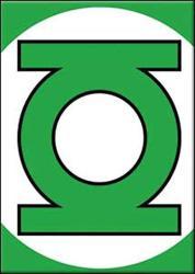 USA Licenses Products Dc Comics Originals Green Lantern Magnet