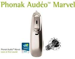 Phonak Audeo Digital 12 Channel Rechargeable Bluetooth Enabled Ric Left & Right With MINI Charger