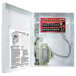 Seco-larm Enforcer Cctv Power Supply 24VAC With Ptc Fuses 9 Outputs 4A EVP-1SA4P9UL