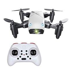 Foldable MINI Drone For Kids And Beginners Bojiang Rc Quadcopter Helicopter Remote Control Toys With Auto Hovering Headless Mode