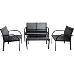 Conversation Lounge Set