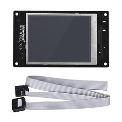 KINGPRINT 3D Printer Controller Board MKS TFT32 3.2-inch Full-Color Touch Screen for 3D Printer