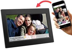 Feelcare 10 Inch Smart Wifi Digital Photo Frame With Touch Screen