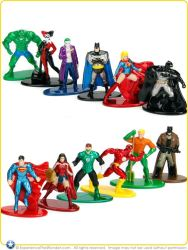 DC Comics Nano Steel 1PK Figure