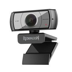 Redragon Apex GW900 1080P 30 Fps Webcam With Clip On Stand - Black