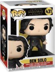 Pop Star Wars: The Rise Of Skywalker - Ben Solo Figure