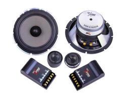 Metra 825607 Front 6.5 Speaker Plate Pair