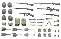 Tamiya America Inc 1 35 Us Infantry Equipment Set TAM35206