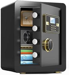 USA Zcf Security Safes Security Safes Electronic Digital Box Keypad Lock Password Office Safes Home Hotel Business Jewelry Cash Use Storage Money Color