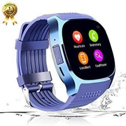 Smart Watch Phone Watch Bluetooth Smartwatch Fitness Tracker Blood Pr