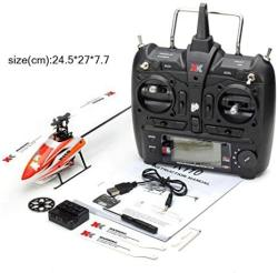 USA Aored Simulation Helicopter Navigation Model Airplane Remote Control Aircraft 6 Channels Child Boy Electric Glider 2.4GHZ Kids' Best New Year Christma